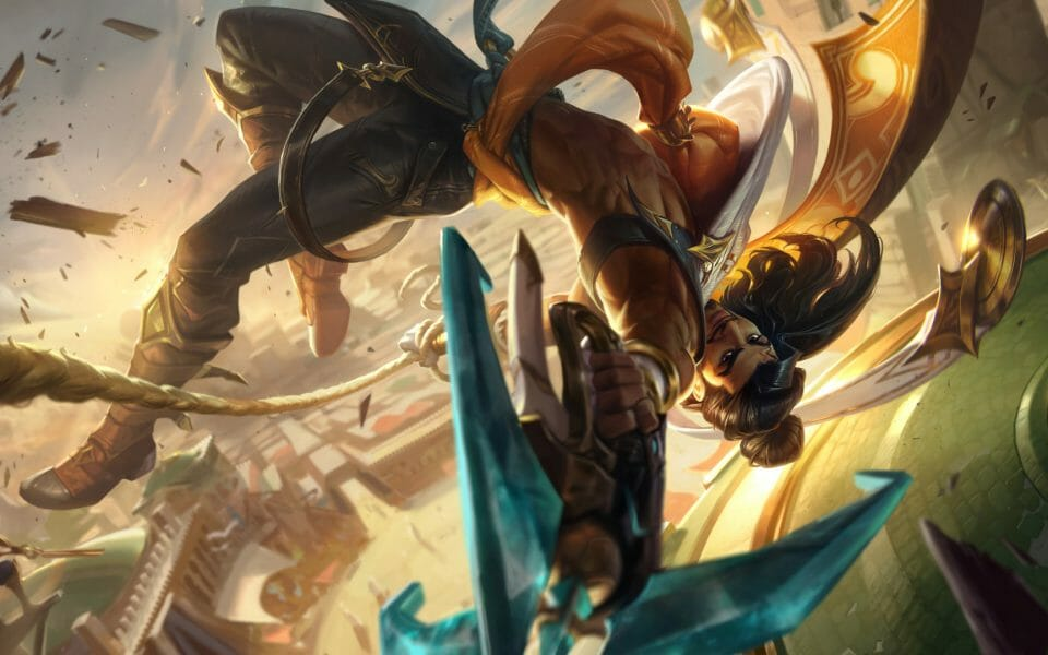 Akshan Guide to this Highly Mobile Marksman Champion in League of Legends