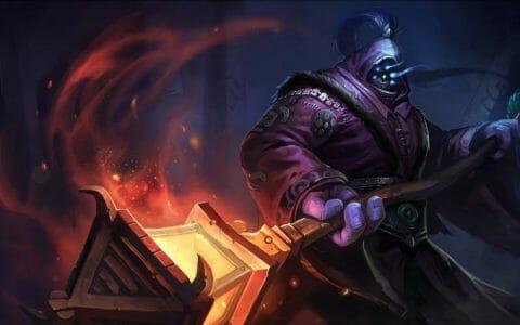 Best Jax Skin Holding Lantern in League of Legends