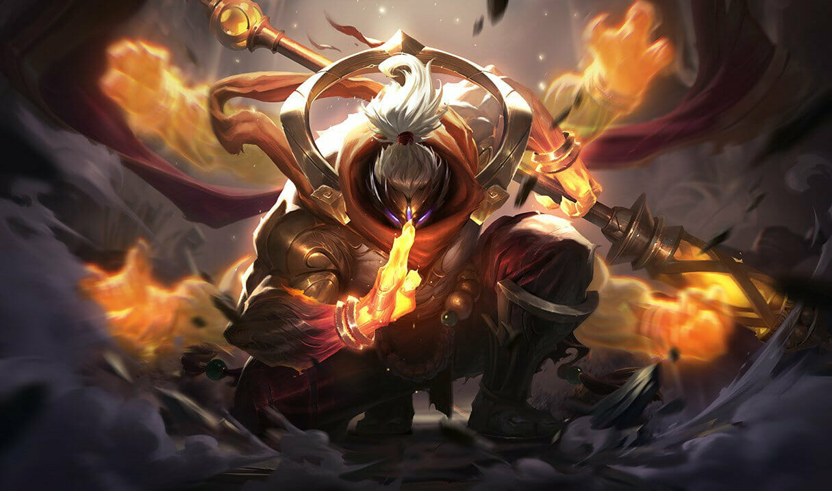 Jax is an amazing champion to play as a new LoL player
