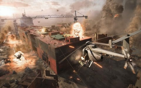 FPS Games in 2021 have Lots of Weapons, Explosions, and Vehicles to Play With