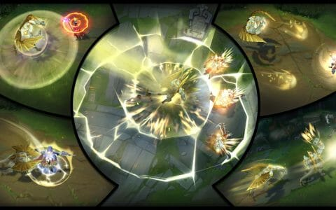 How to Play Galio and Use His Different Abilities in League of Legends
