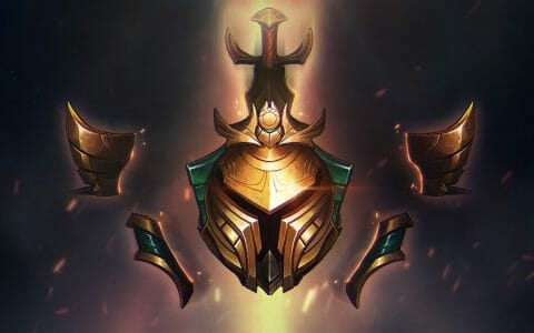 Ranking Up as You Get Better at League of Legends