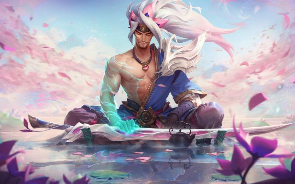 How to Get Free Champions in League of Legends Like Yasuo