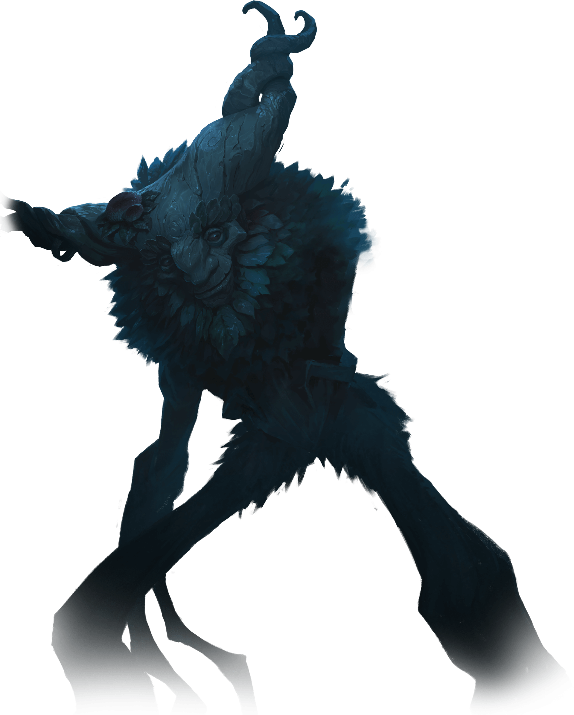 Ivern with Transparent Background