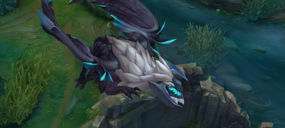 Dragon Spawning in League of Legends