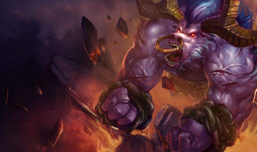 Tanks Counter Lethality in League of Legends