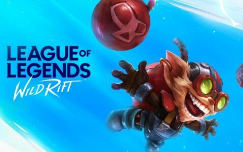 LoL Wild Rift Update Released with Ziggs Flying Past and Bombs Falling