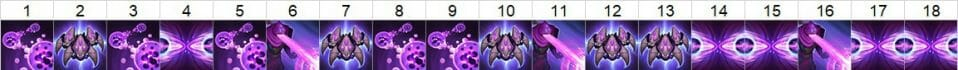 Malzahar Skill Order Showing What Malz Skills to Pick and in what order