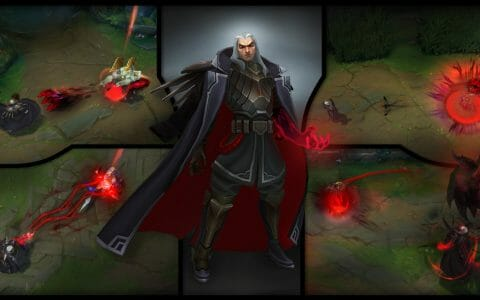 How to Play Swain in LoL and Use His Abilities