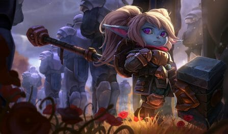 All LoL Champion Matchups Against Poppy