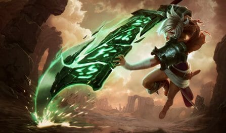 LoL Riven Stats and Win Rate