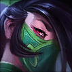 Akali Champion is an Average Tier Top Champ in League of Legends