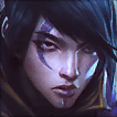 Aphelios Champion is Great Tier Bottom in League