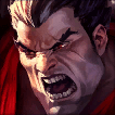 Darius Champion is an Average Tier Top Champ in League of Legends