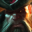 Gangplank Champion is an Average Tier Top Champ in League of Legends