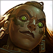 Illaoi Champion is Great Tier Top in League