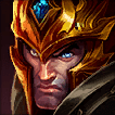 Jarvan IV Champion is Great Tier Jungle in League