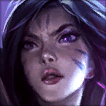 Kai'Sa Champion is an Average Tier Bottom Champ in League of Legends