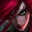 Katarina Champion is Great Tier Middle in League