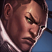 Lucian Champion is an Average Tier Middle Champ in League of Legends