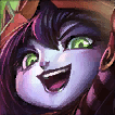 Lulu Champion is an Average Tier Support Champ in League of Legends