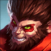 Wukong Champion is Great Tier Top in League