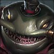 Tahm Kench Champion is an Average Tier Top Champ in League of Legends