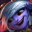 Tristana Champion is Great Tier Bottom in League