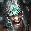 Tryndamere Champion is an Average Tier Top Champ in League of Legends