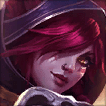 Xayah Champion is an Average Tier Bottom Champ in League of Legends